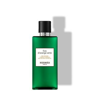 Hermes The Art of Living EAU D'ORANGE VERTE SHOWER GEL 80 ML, BNIB!