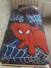 Spiderman single duvet cover & pillow case