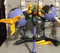 Bandai Deluxe Walter Gundam Action Figure Dark Gundam Alliance Msia Lot