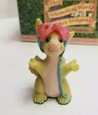 """""""It's Me!"""" Whimsical World of Pocket Dragons by Real Musgrave with Box"""