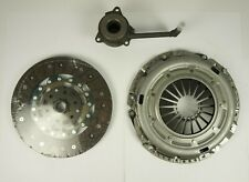 National 3 piece Clutch kit fits Audi Ford Seat Skoda VW 240mm IC CSC CK9637-15