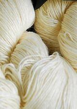 Trekking 4 ply Undyed Sock Yarn Wool Superwash New 100g