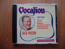 Jack Hylton and His Orchestra: Jack's Back VOCALION CD