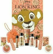 *NEW* Disney The Lion King 12 Day Christmas Beauty Advent Calendar Sealed