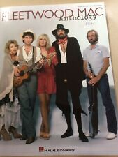 Fleetwood Mac Anthology Music Book Piano Vocal Guitar - Brand New