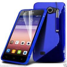 Fundas y carcasas Para Huawei P8 color principal azul para teléfonos móviles y PDAs Huawei