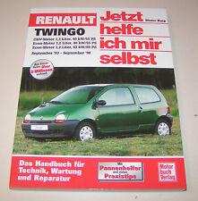 Reparaturanleitung Renault Twingo - ab 1993!