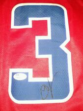 CHRIS PAUL SIGNED AUTOGRAPHED LOS ANGELES CLIPPERS JERSEY JSA CERT  M44672