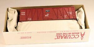 Accurail #4114 40' Wood OB Box Car Kit Green Bay & Western #8046 1/87 HO Scale