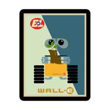 Wall-E Disney Smart Robot Classic  Funny Quote Vinyl Decal Laptop Car Sticker