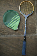 ASCOT 2070 MODEL POINT ONE Squash racket bat good condition