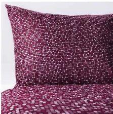 IKEA SMORBOLL SET PIUMONE DOPPIO 200x200, Rosa scuro NUOVO CON ETICHETTA 4 FEDERE,