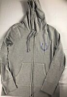 Indianapolis Colts Sweatshirt Jacket Fits Womens XL/2XL Bling Stones Football