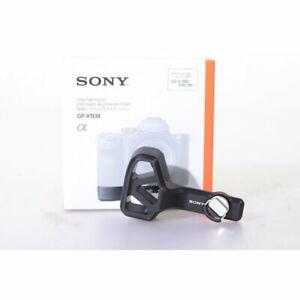 Sony GP-X1EM Griffverlängerung - Seitlicher Handgriff für Alpha 9 / 7M2 / 7sM2