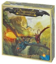 Jeu de société Dragonriders - Rio Grande Games - Règles en français
