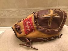 "Rawlings 11"" GJ-F17 Joe Rudi Star Web Baseball Softball Glove Right Throw"