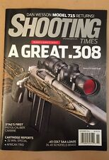 Shooting Times Dan Wesson Model 715 Colt Cartridge Report Nov 2014 FREE SHIPPING