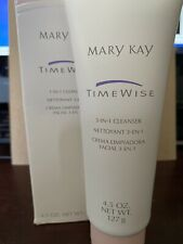 RARE Discontinued Mary Kay Timewise 3-in-1 Cleanser Combination - Oily 869200