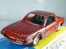 FIAT X1/9 MODEL CAR 1/43RD SCALE ADY0506 COLLECTORS PACKAGED ISSUE BXD K8967Q~#~