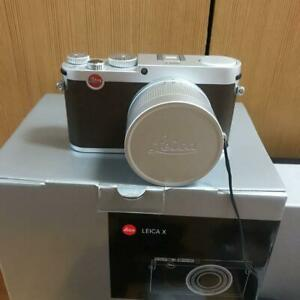 Leica X x TYP 113 SILVER Moncler Camera Germany
