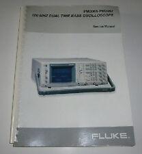 Service Manual   f.Oszilloskop Fluke PM3065 / PM 3067