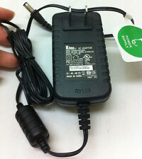 Ktec KSAS0241200150HU 12V 1.5A AC ADAPTER For WD My Book Hard Drive