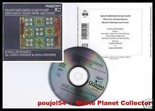 CHANT GREGORIEN D'AQUITAINE (CD) Schola Hungarica 1991