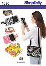 NEW Simplicity Studio Cherie Craft Sewing Pattern 1630 Ebook Cover & Tablet Case