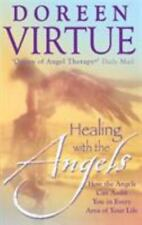 Healing With The Angels, Doreen Virtue, Very Good Book