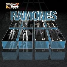 CD ramones/ramones-master of rock – rock metal album 2001