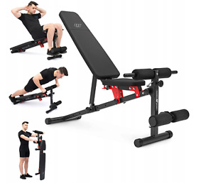 Adjustable Gym Bench - Multifunction Bench Brand New Home Workout Hight Quallity