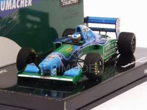 Benetton B194 Ford Winner GP Brasil 1994 Michael Schum 1:43 MINICHAMPS 517940105