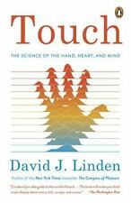 Touch: The Science of Hand, Heart, and Mind, Psychology, Science, Printed Books,
