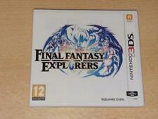 Videojuegos Final Fantasy Nintendo 3DS PAL