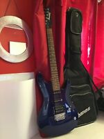 Ibanez Gio Electric Guitar in Blue, with Soft Carry Case MODEL N427