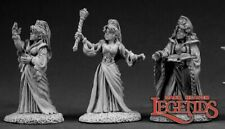 Dark Heaven Legends Reaper 03343 DHL Classics: Female Wizards