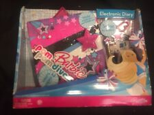 Barbie Pom Pom Divas: Electronic Diary NEW!