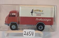 Brekina 1/87 43209 Borgward B 655 LKW Koffer Bekkema Bergum OVP #2654