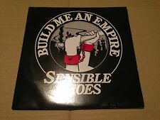 "SENSIBLE SHOES - BUILD ME AN EMPIRE 7"" SINGLE UK LAMBS TO SLAUGHTER 86 SYNTH POP"