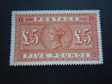 Gran Bretagna 1862 Regina Rarissimo perfetto francobolli nuovo M.N.H** RRR 4