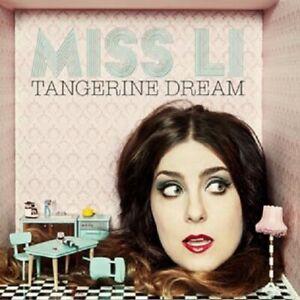 "Miss Li - ""Tangerine Dream"" - 2012 - CD Album"
