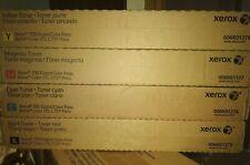 Xerox 700 c75 j75 700i 770 press tóner Black magenta Yellow cian nuevo set CMYK