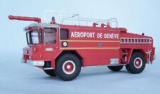 Resin 1/50 Yankee Walter Crash Truck Model CB3000 ARFF - Geneve Airport