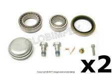 Mercedes w140 FRONT LEFT and RIGHT Wheel Bearing Kit OPTIMAL +1 YEAR WARRANTY