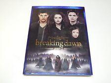 The Twilight Saga Breaking Dawn Part 2 Blu-ray, Digital Copy, & Ultraviolet