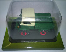 1:43 Scale Universal Hobbies Mercedes Unimog 1972  die cast sealed Boxed