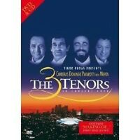 """DOMINGO/PAVAROTTI/CARRERAS """"THE 3 TENORS..."""" DVD+CD NEU"""