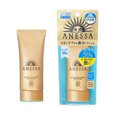 ☀ Shiseido Anessa Perfect UV Sunscreen Skin Care Gel SPF50+ PA++++ 90g Japan ☀