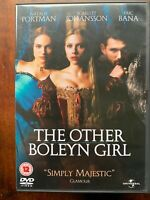 Other Boleyn Bambina DVD 2008 Henry VIII Film W Scarlett Johansson Portman