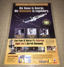 """New listing 2007 CANADIAN BASEBALL HALL OF FAME INDUCTION POSTER! GEORGE """"SPARKY"""" ANDERSON!"""